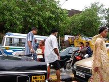 Inondazioni in India Immagine Stock Libera da Diritti