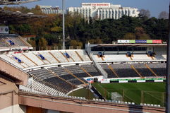 Inonu Besiktas Stadium Royalty Free Stock Photos