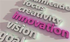 Inovação do negócio Fotos de Stock