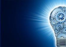 Inovação e idéias ilustração do vetor