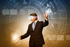 Inovações da tecnologia Foto de Stock