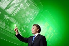 Inovações da tecnologia Foto de Stock Royalty Free