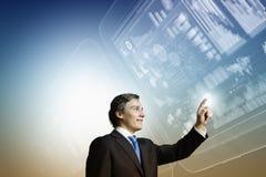 Inovações da tecnologia Imagem de Stock