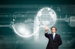 Inovações da tecnologia Imagens de Stock Royalty Free