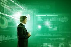 Inovações no negócio Imagens de Stock Royalty Free