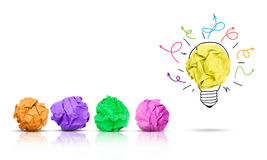 Inovation concept Royalty Free Stock Images