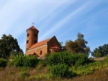 Inowlodz College, Polen Stockfotografie