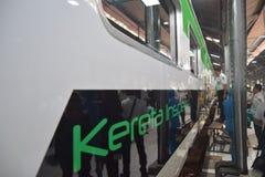 Inpeksi pociągu pokolenie 2 Fotografia Royalty Free