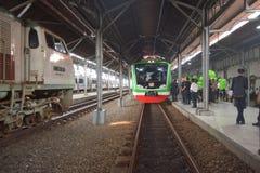Inpeksi pociągu pokolenie 2 Zdjęcie Royalty Free