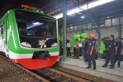 Inpeksi pociągu pokolenie 2 Zdjęcia Royalty Free