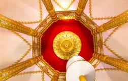 InPhra Maha Chedi Chai Mongkol at Wat Chedi Chai Mongkol,Roi-Et ,Thailand Royalty Free Stock Images