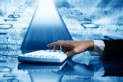 Input data Stock Image