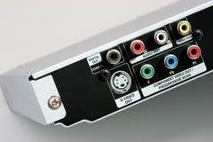 Input plugs Royalty Free Stock Photo