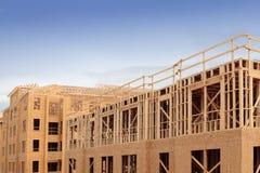 Inquadramento di legno Fotografia Stock Libera da Diritti