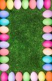 Inquadramento di Pasqua Immagine Stock