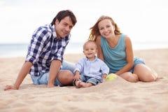 Inquietação com sua família imagem de stock royalty free
