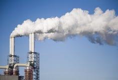 Inquinamento Immagini Stock Libere da Diritti
