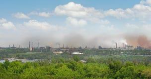 Inquinamento ambientale Immagini Stock