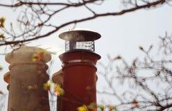 Inquinamento ambientale Fotografia Stock Libera da Diritti