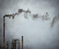 Inquinamento atmosferico Immagine Stock Libera da Diritti
