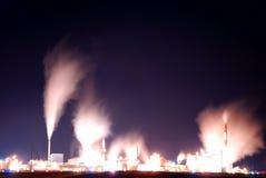 Inquinamento nell'aria immagine stock libera da diritti