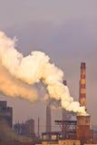 Inquinamento pesante Fotografie Stock