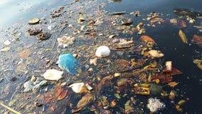 Inquinamento tossico da distruzione ambientale fotografia stock