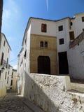 Inquisicion museum-Alhama de Granada Royalty Free Stock Photos