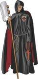 Inquisitore del monaco di vettore Immagini Stock