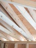 Inrama för tak Arkivfoto