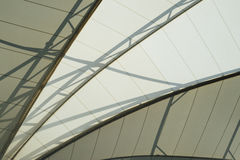 Inrama i kupoltaket Royaltyfri Fotografi