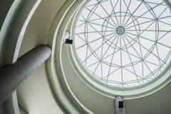 Inrama i kupoltaket Royaltyfri Foto