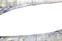 Inrama krita och textur Arkivbild