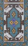 Den abstrakt mosaiken specificerar Royaltyfri Bild
