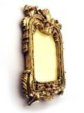 inramnin guld Royaltyfria Foton