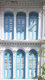 inramniner fönstret Royaltyfria Bilder