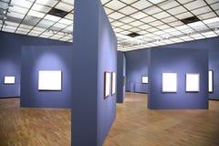 inramniner interioren Royaltyfria Bilder