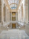 Inre av Arkansas Kapitoliumbyggnad arkivfoto