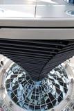 Inre av den Reichstag kupolen royaltyfria bilder