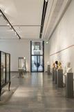 Inre av det Altes museet Berlin Royaltyfri Bild