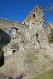 Inre av fästningen fördärvar Royaltyfri Fotografi