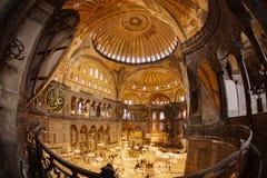 Inre av moskén royaltyfri foto