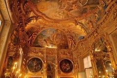 Inre av slotten av soluret Royaltyfria Foton