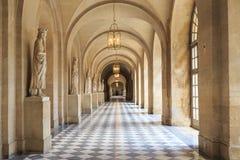 Inre Chateau av Versailles, Versailles, Frankrike Fotografering för Bildbyråer