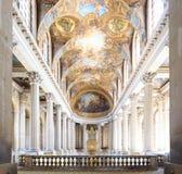 Inre Chateau av Versailles, Versailles, Frankrike Arkivbild