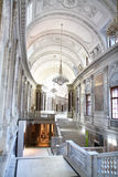 Inre del av Holfburgen, Wien, Österrike Arkivbilder