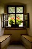 inre fönster Fotografering för Bildbyråer
