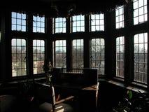 inre fönster royaltyfri bild