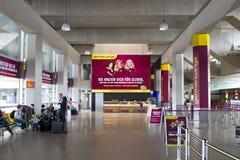 inre flygplatscolognegermanwings royaltyfri foto