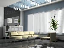 inre kontor Royaltyfri Bild